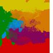 UV tiskarske barve