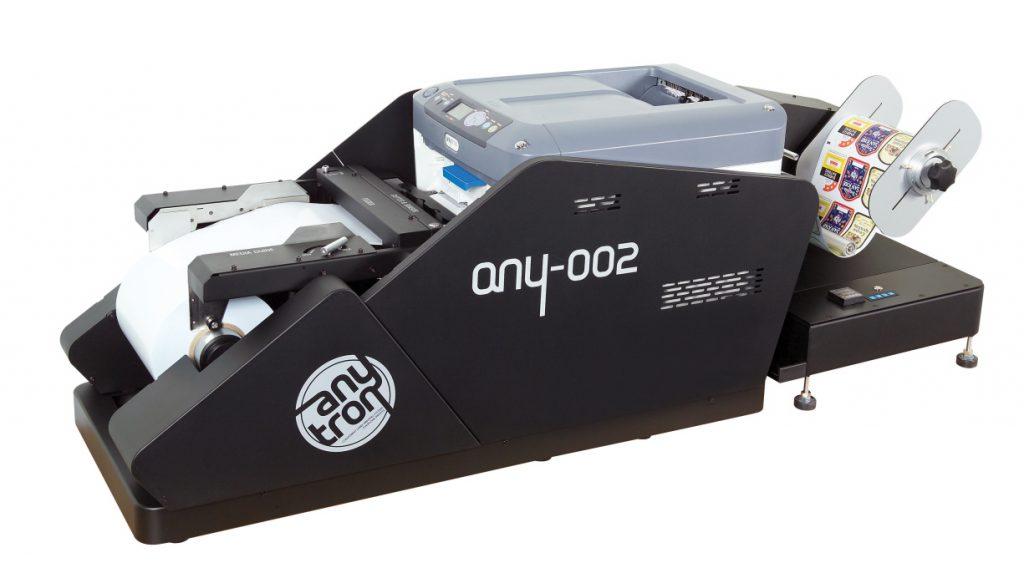 Any-002 Laserski tisk etiket