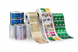 Trojan 2 - Digitalni tisk etiket na različne materiale