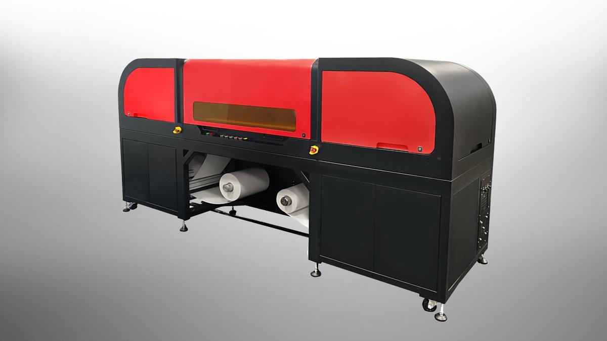 Amica LPS-330 UV inkjet tisk etiket