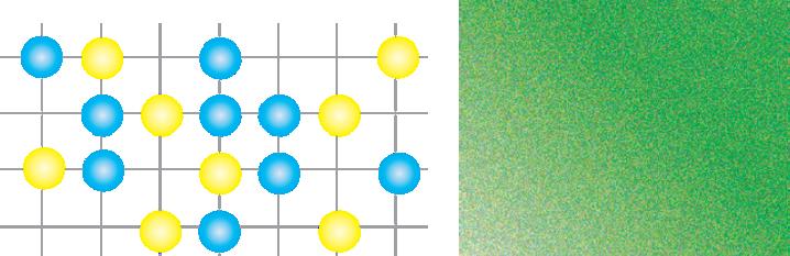 Shiki PJ Klasična oblika kapljic barve