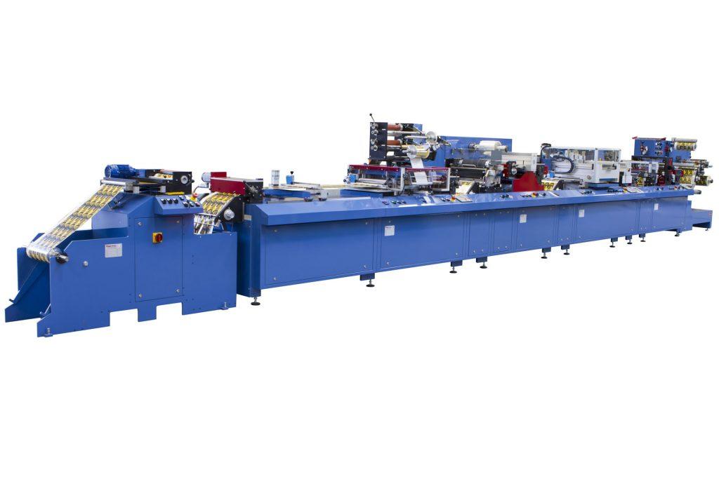 Berra - modularni stroj za izdelavo etiket