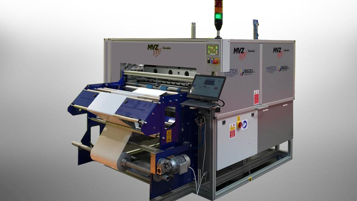 MVZ Digitalni tisk fleksibilne embalaže